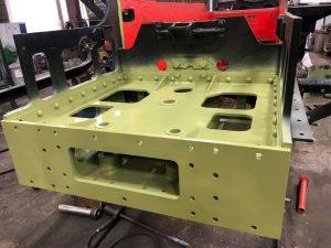 New Rear Drag Box for 48173 // Credit Batt Holden