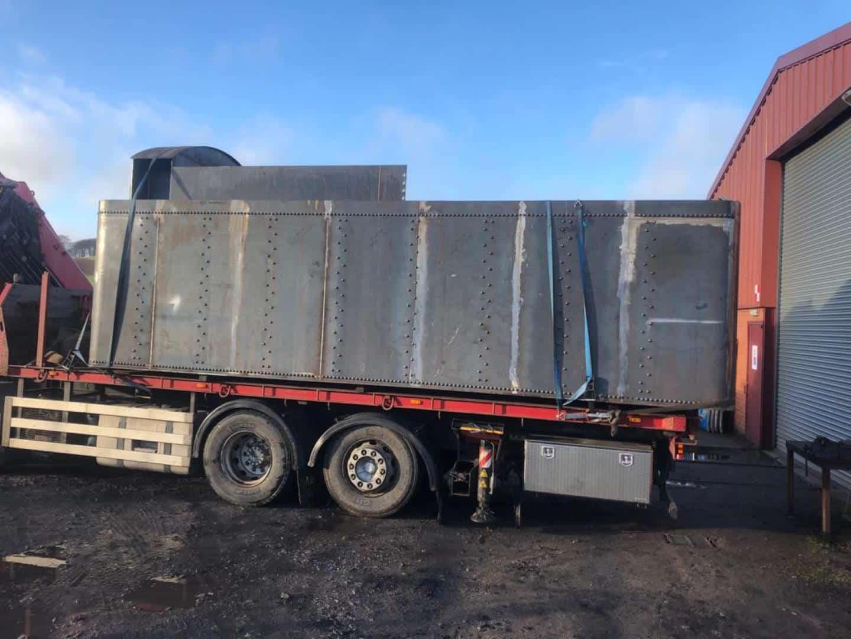 New Tender Tank for 5197 // Credit Batt Holden