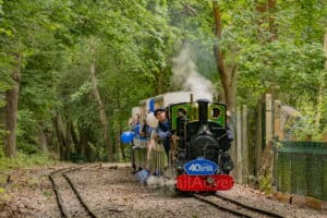 Mad Bess on the Ruislip Lido Railway