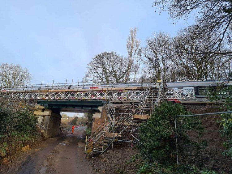 Postwick Railway Bridge Replacement