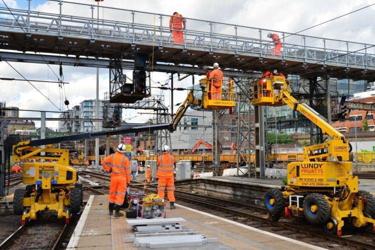 Work ramps up on East Coast Upgrade