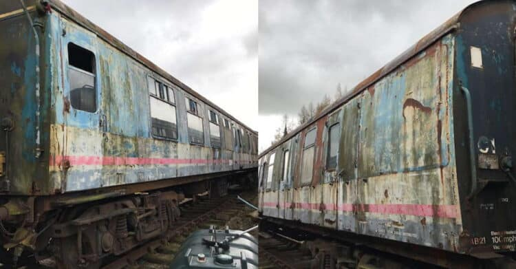 Restoration project for the Keighley and Worth Valley Railway