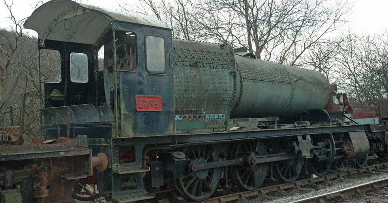 GWR 3814