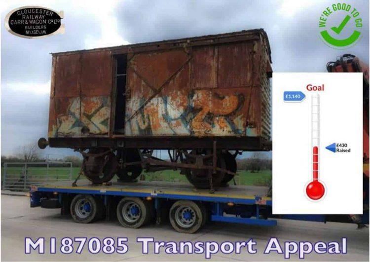 LMS M187085 wagon