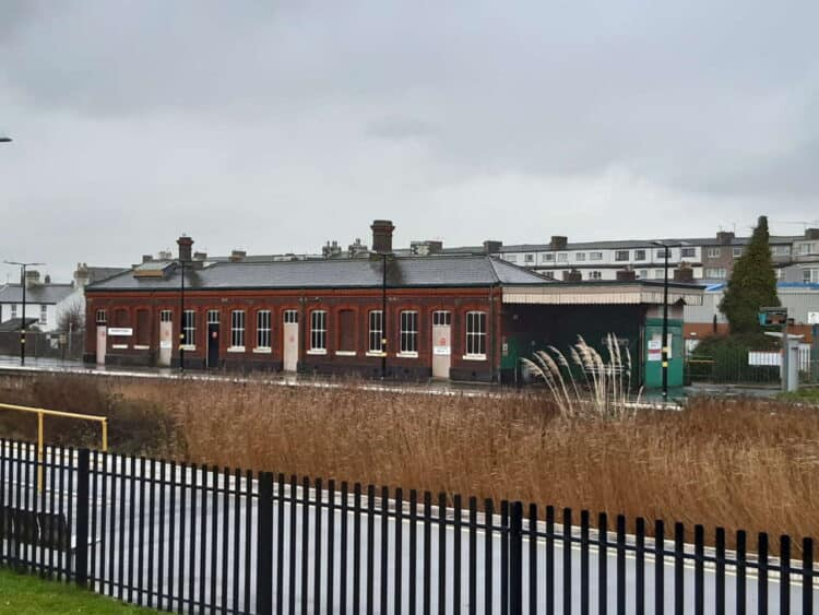 Abergele & Pensarn railway station