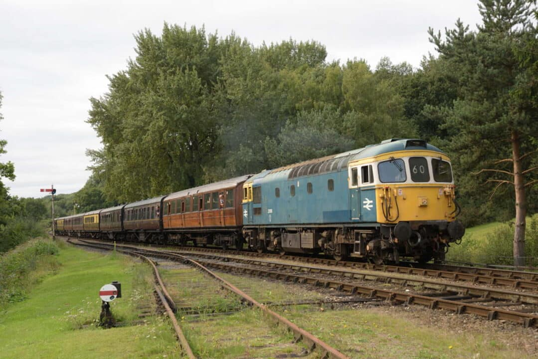 33108 will be appearing on Sulzers Train 3 alongside another guest loco