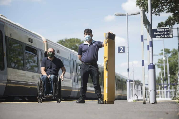 Andy Barrow joins panel to improve Southeastern accessibility
