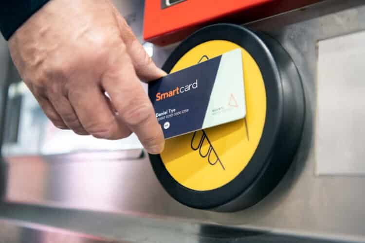 New smartcard scheme launched by Avanti West Coast