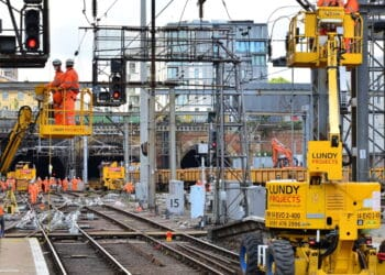 Crucial stage of £1.2billion East Coast Upgrade fast approaching