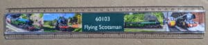 Flying Scotsman Ruler