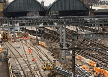 Keeping King's Cross on track – Main stage of £1.2billion upgrade begins next week