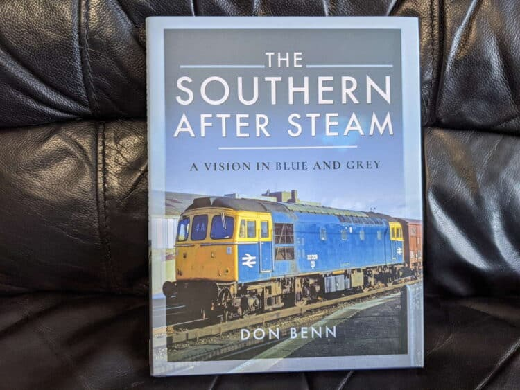 Southern after Steam book