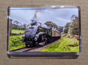 60009 Union of South Africa fridge magnet