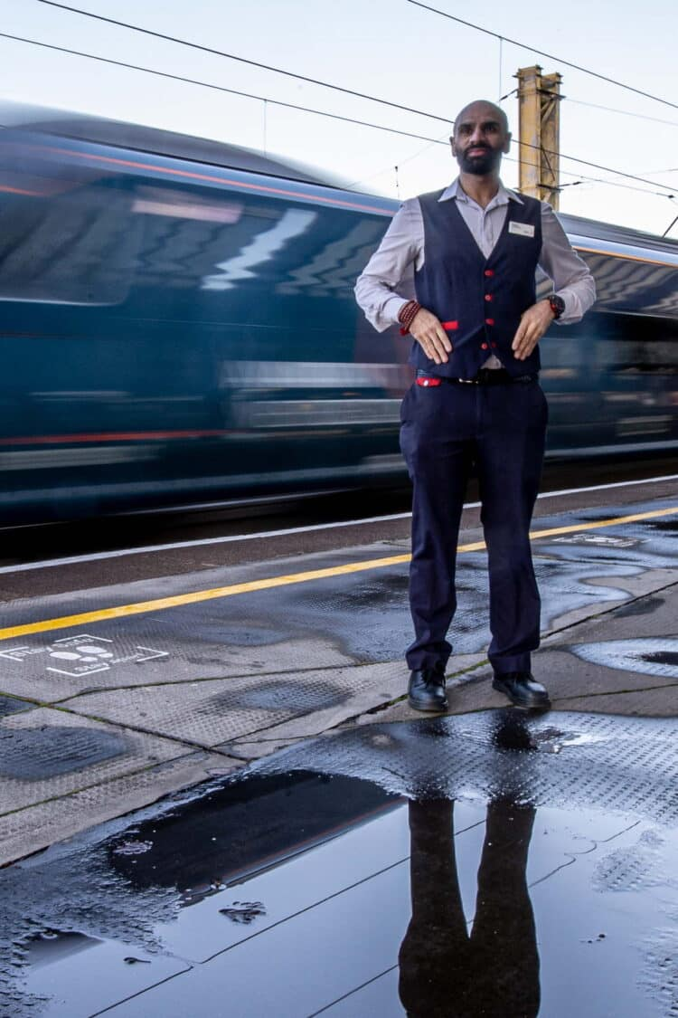 Railway Heroes Hussain Master - Avanti West Coast