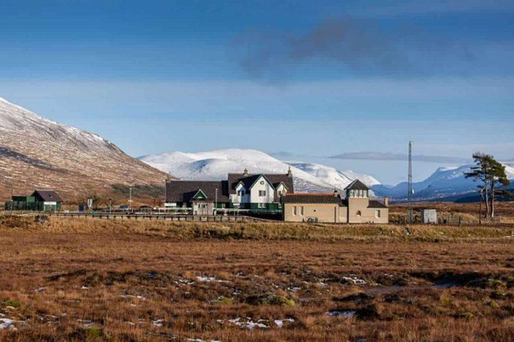 Scotrail Highlands