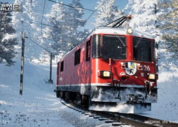 Arosa Linie coming soon to Train Sim World 2