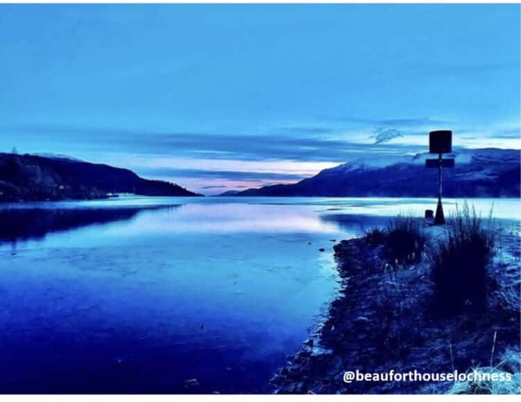 britains best views at lake loch ness
