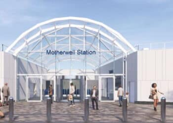 Motherwell station
