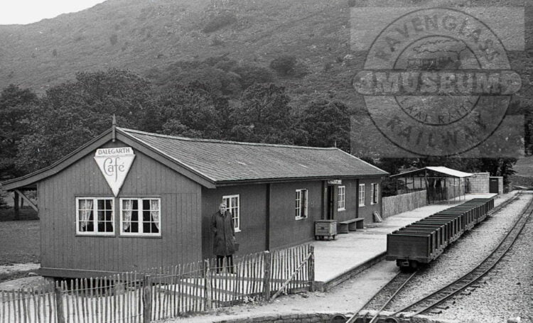 Old photos of the Ravenglass and Eskdale Railway