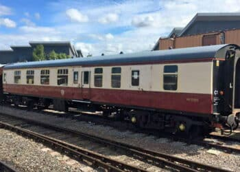 New support coach for 71000 Duke of Gloucester