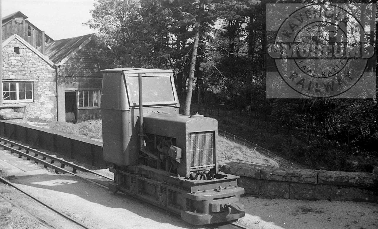 Ravenglass Railway Museum acquires old 1950s negatives in auction lot