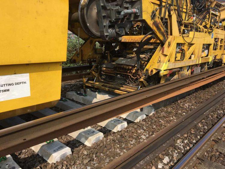 Track renewal TRS