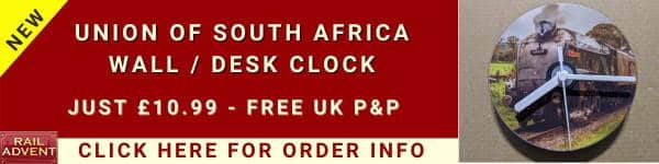 Union of South Africa Clock