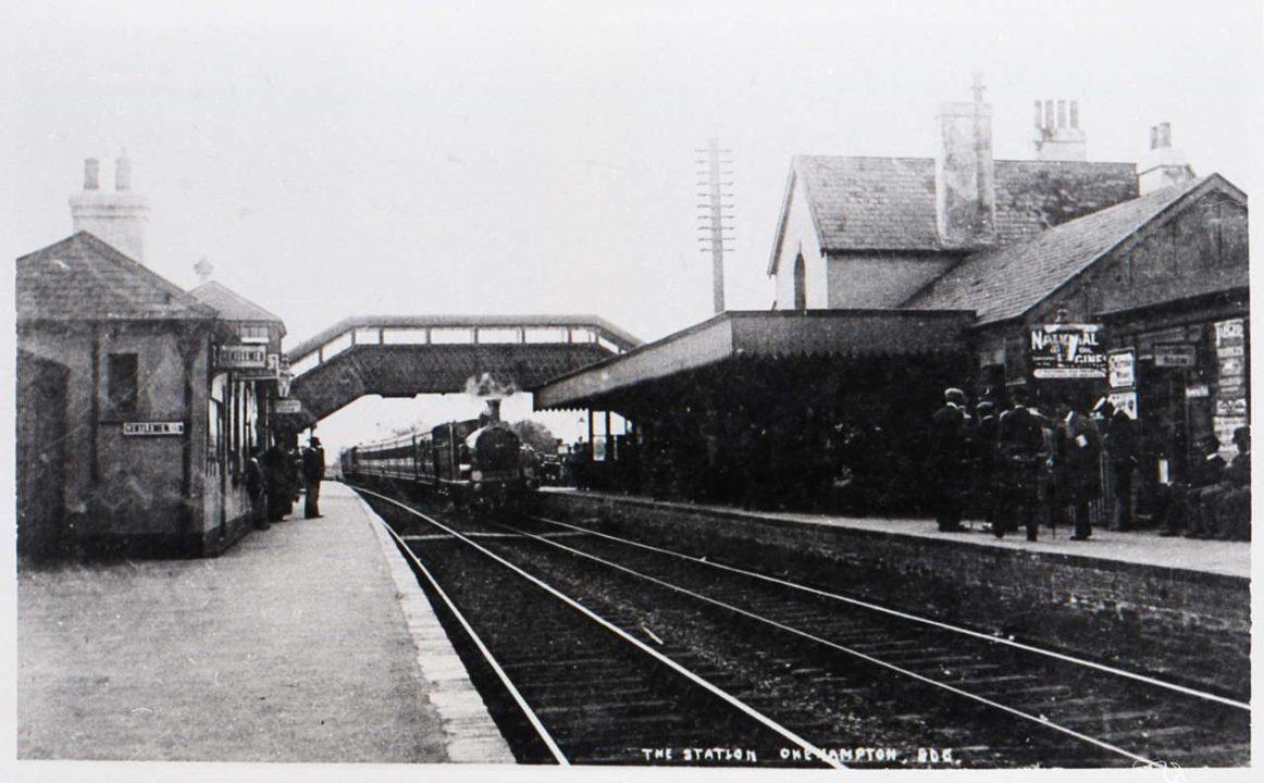 Okehampton station pre-closure