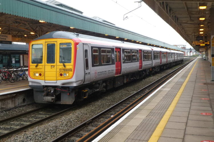 Transport for Wales Class 769