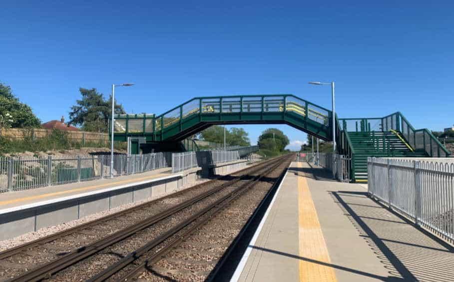 Sandwich Railway Station Upgrade
