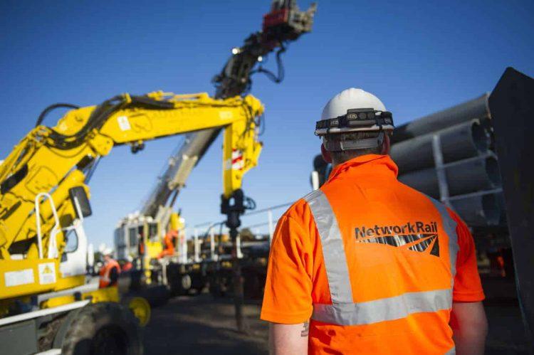 Network Rail engineering work