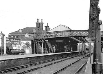 Firsby railway station