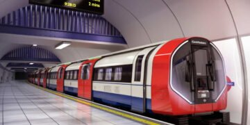 New Piccadilly Line trains unveiled by Siemens