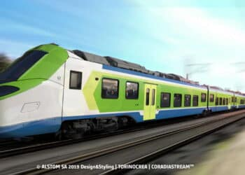 Alstom will supply 20 Coradia Stream regional trains for the Region of Lombardy in Italy