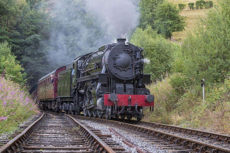 Churnet Valley Railway Loco