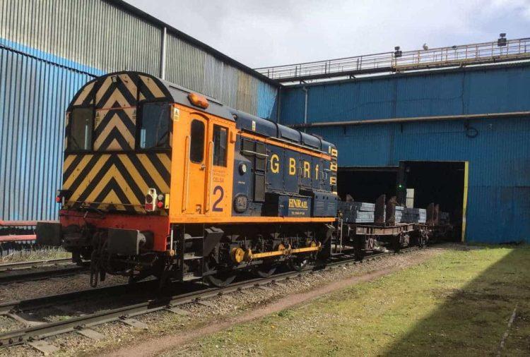 Celsa GB Railfreight