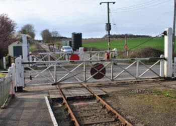 Kimberley level crossing