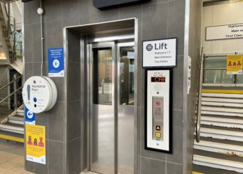 New lifts at Derby