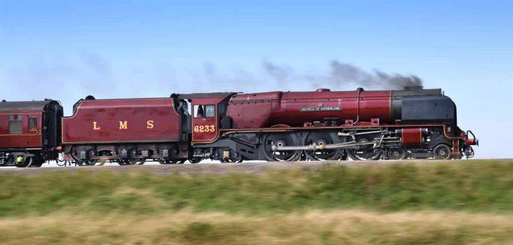 6233 Duchess of Sutherland