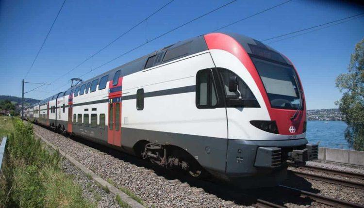 SBB InterRegio trains