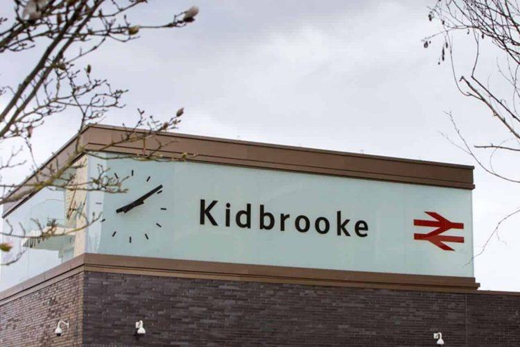 Kidbrooke station