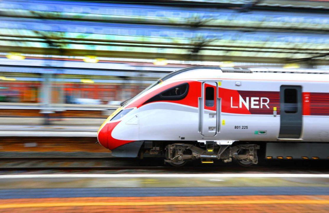 LNER 801 225