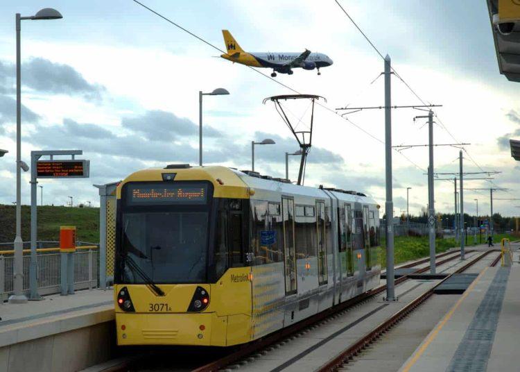 Manchester Airport Metrolink