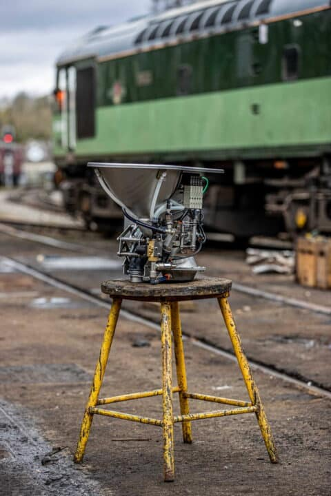 North Yorkshire Moors Railway Tank Rentention Project