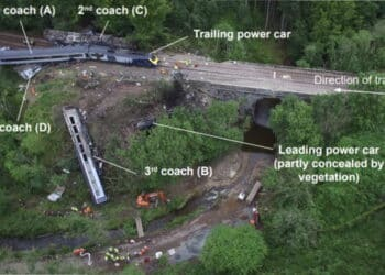 Stonehaven rail crash