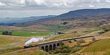 Tornado should soon be back on the main line, hauling trains through some of Britain's most beautiful scenery