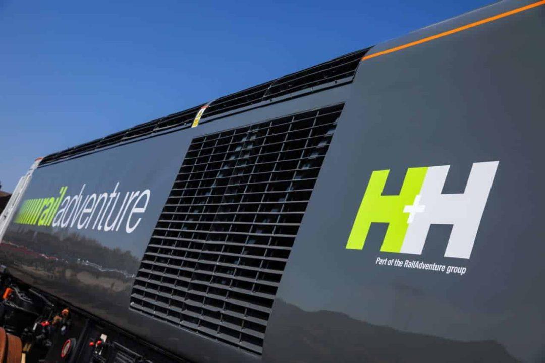 RailAdventure Hanson and Hall Class 43 locomotives