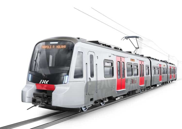 New trains from Stadler