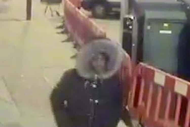 CCTV images released after stabbing in North London
