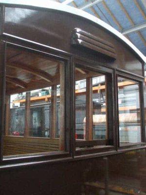 Corris Railway Carriage 23